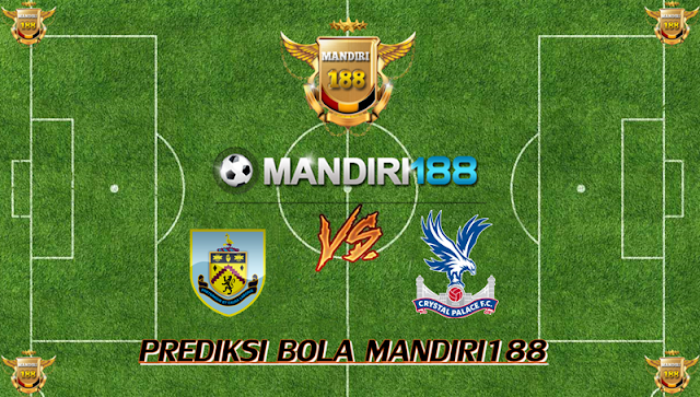 AGEN BOLA - Prediksi Burnley vs Crystal Palace 10 September 2017