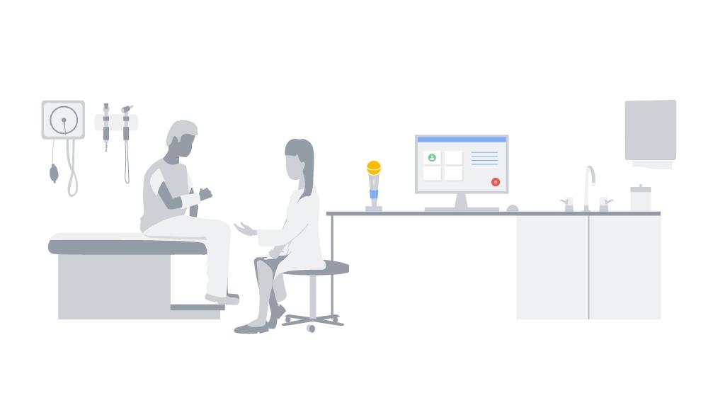 Google AI Blog: Understanding Medical Conversations