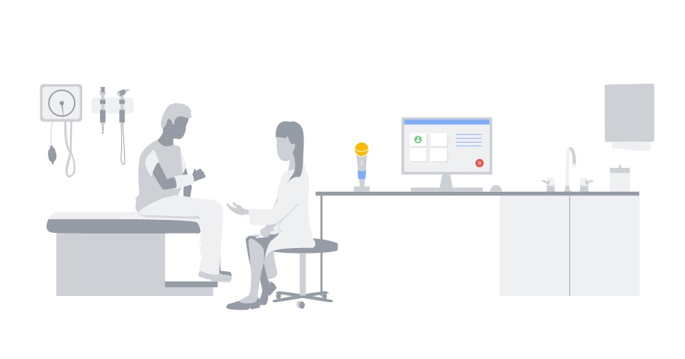 Google AI Blog: Understanding Medical Conversations