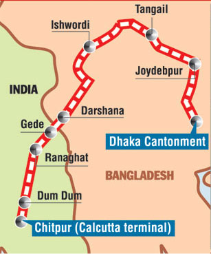 Dhaka to Kolkata Train | Kolkata to Dhaka| Ticket Price