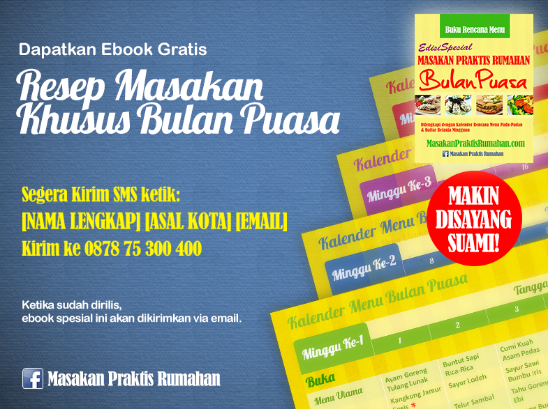 Ebook Resep Masakan Nusantara