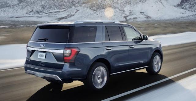 Ford Luncurkan SUV Canggih Terbaru