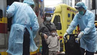 الصين تعلن ارتفاع وفيات فيروس كورونا في الصين إلى 636