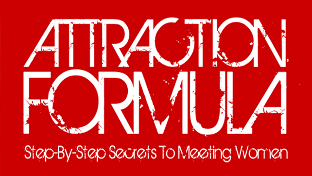 Attraction Formula Pdf