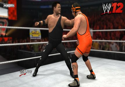 Download WWE 12 Highly Compressed Game For PC