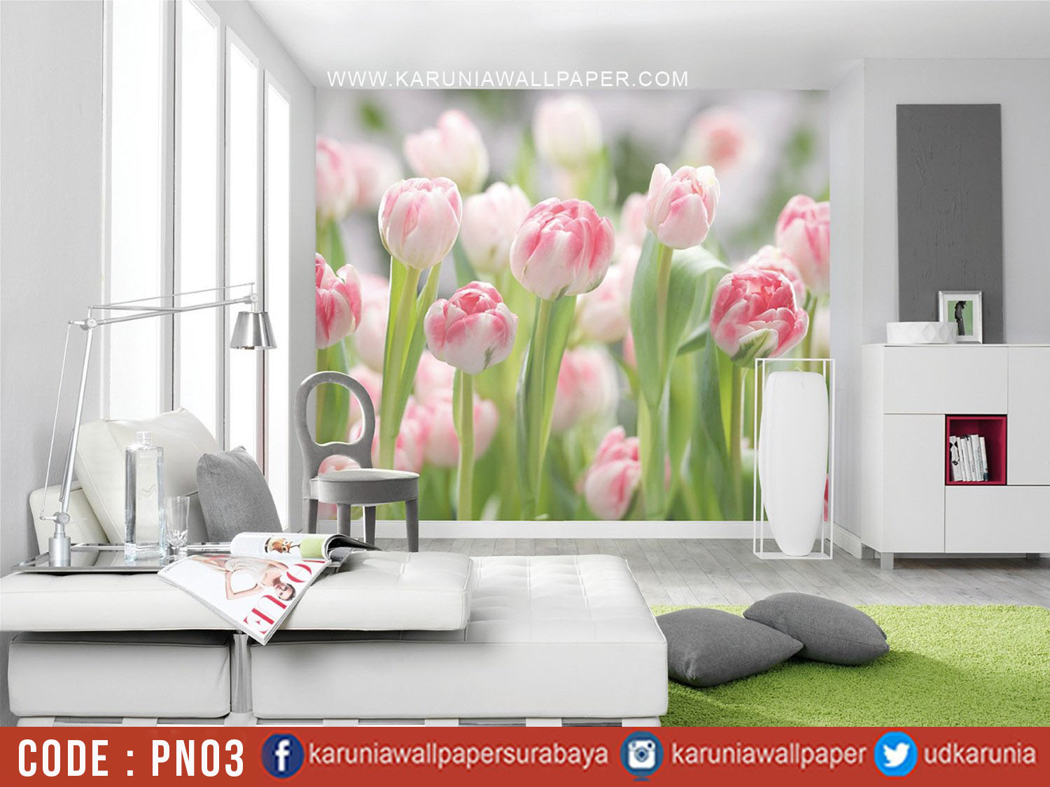 jual photowall mural