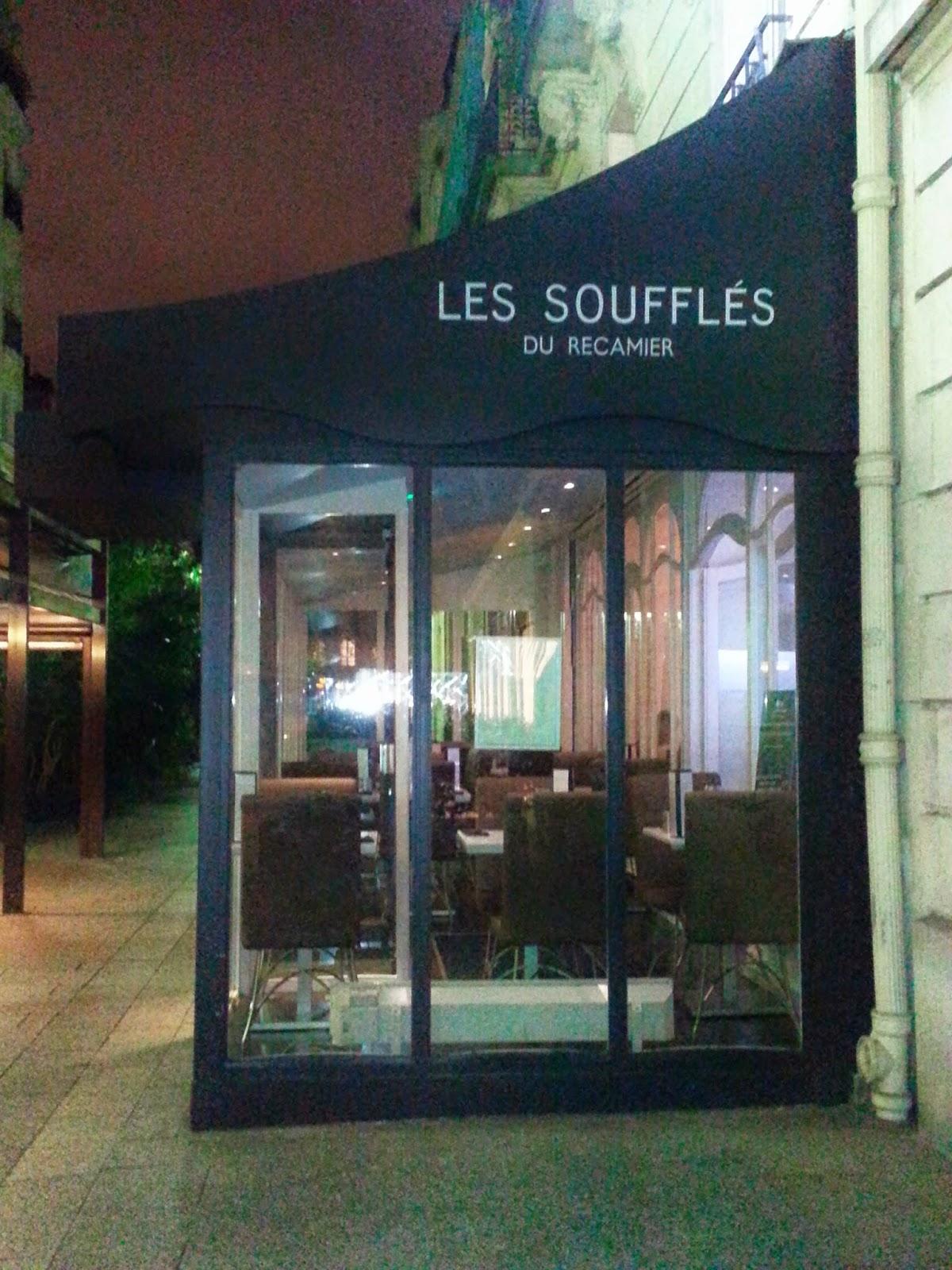 restaurant paris rencontre