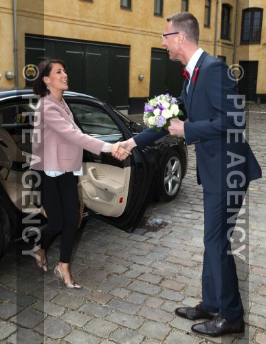 Princess Marie of Denmark has become the patron of Denmark's AIDS Foundation (AIDS-Fondet