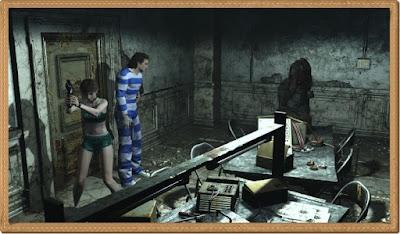 Resident Evil 0 Zero PC Games Gameplay