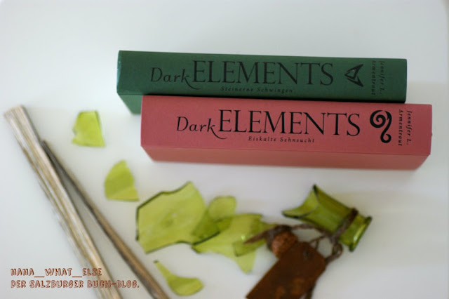 Rezension Dark Elements 2 von Jennifer L. Armentrout www.nanawhatelse.at