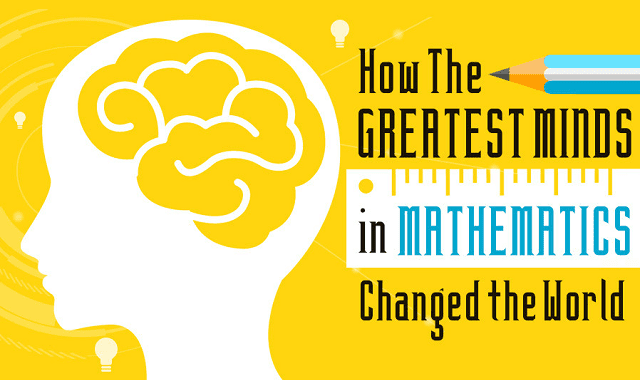 Image: How The Greatest Minds in Mathematics Changed the World