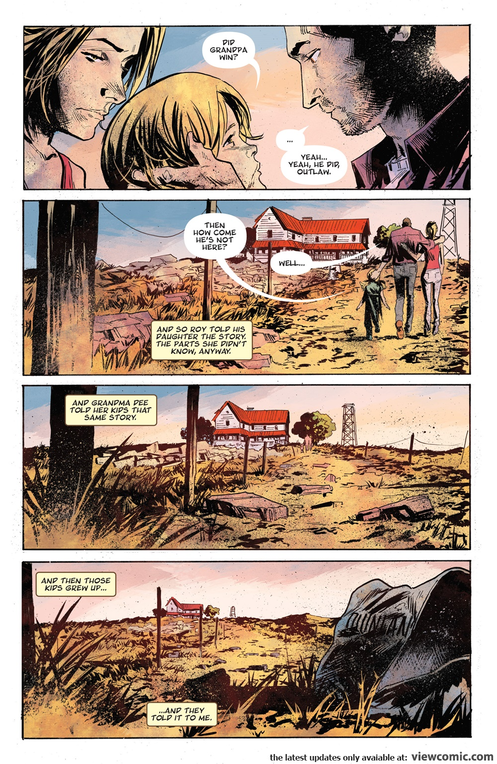 God Country 006 (2017) | Vietcomic.net reading comics online for free