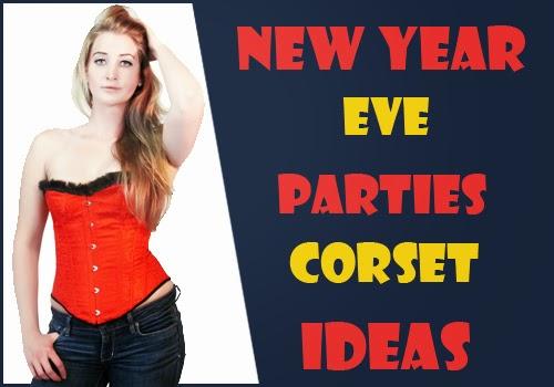 Best Halloween Costume Deals: NEW YEAR EVE PARTY CORSET IDEA