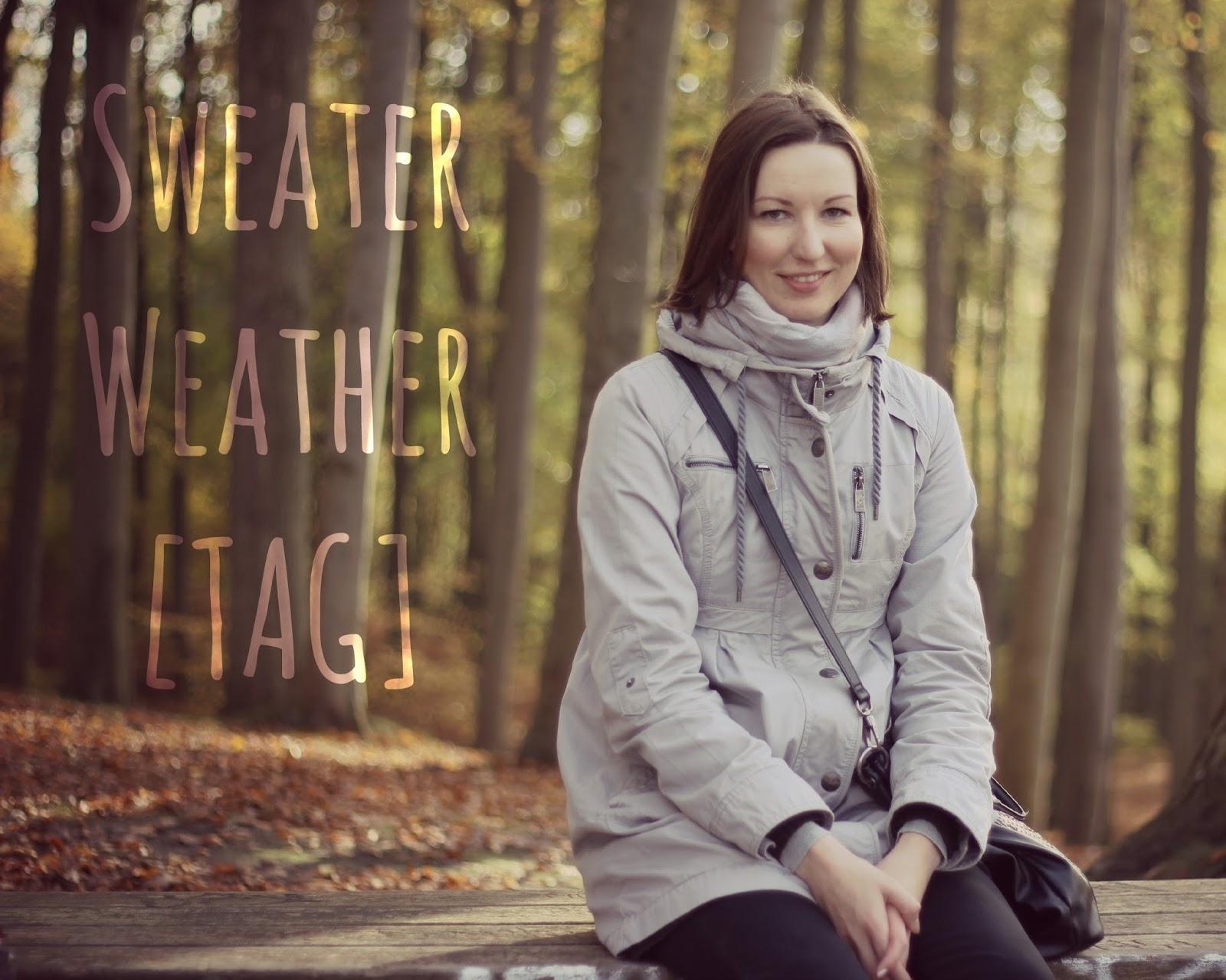 Sweater Weather TAG Das sind meine Herbstfavoriten 2014 aus dem Bereich Beauty, Fashion und Lifestyle