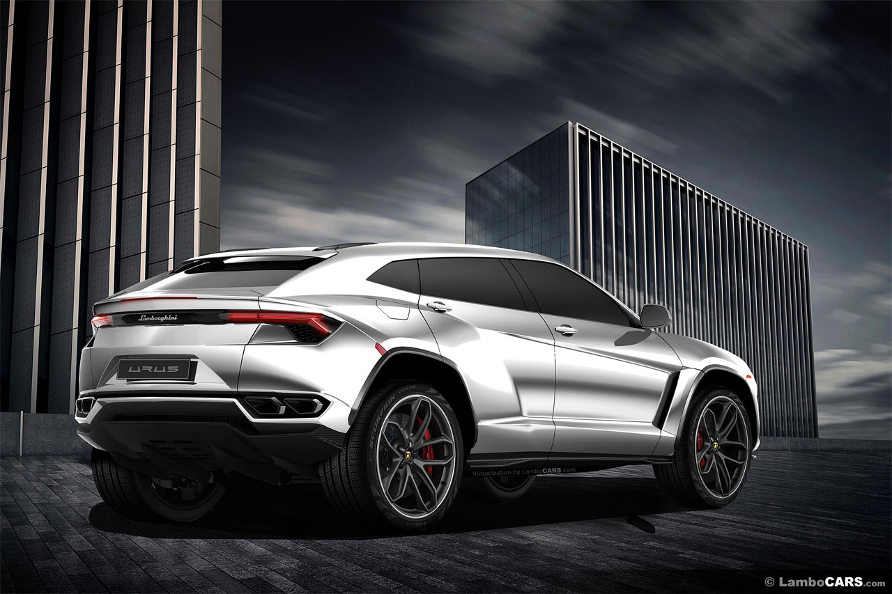 Lamborghini Urus The First In Brand's Electrified Future
