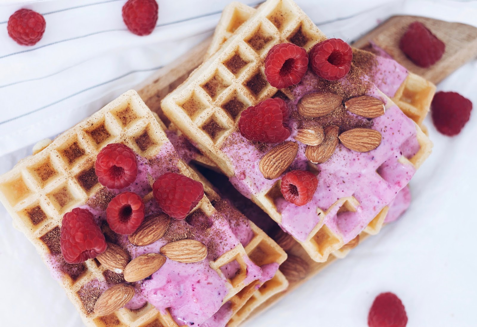 My Morning Routine & Waffle Recipe