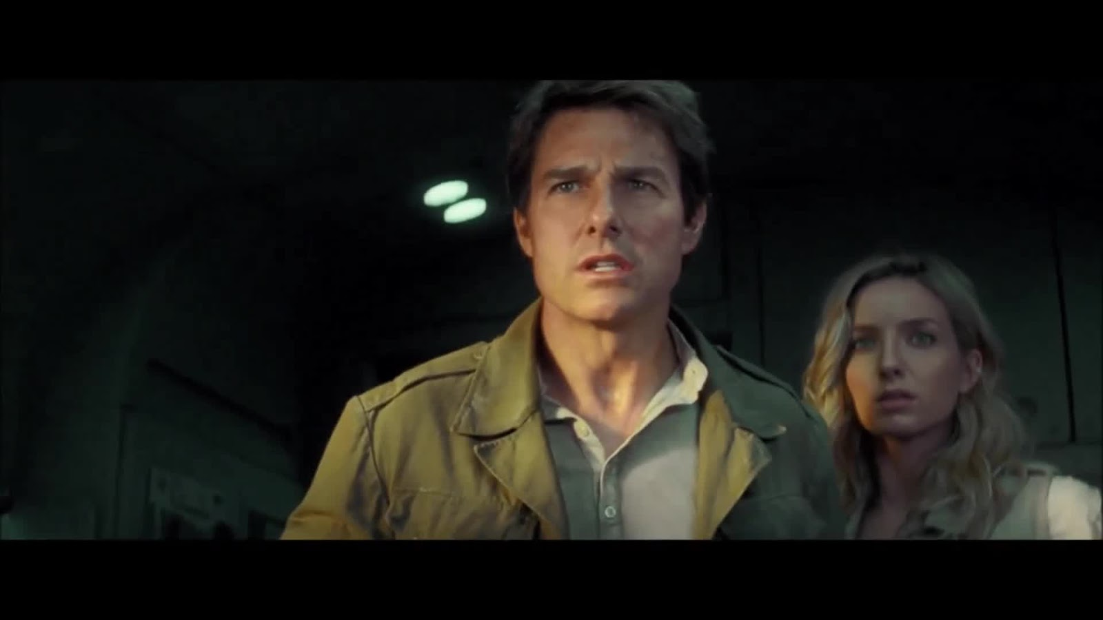 Tom Cruise Has To Stop The Ultimate Evil In The New Teaser Trailer Of The Mummy Reboot.