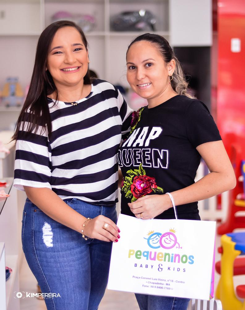 PEQUENINOS Baby & Kids é Inaugurado em Chapadinha