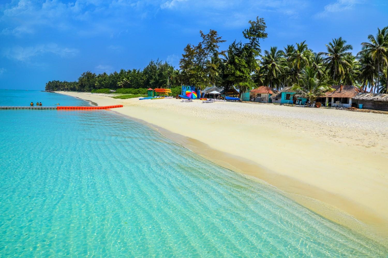 Lakshdweep Island