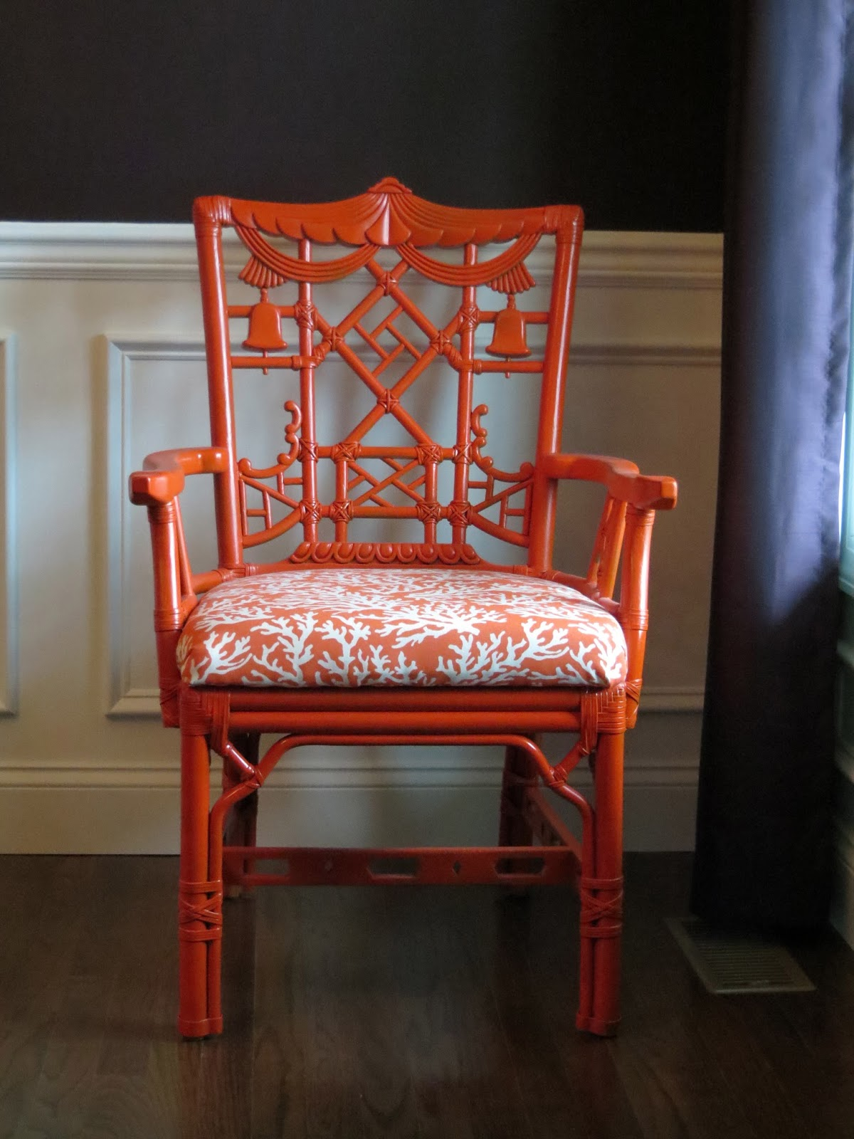 chinese chippendale chairs barrel swivel living room chinoiserie chic amazing craigslist find