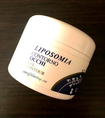 Review: Contorno Occhi Liposomia - Dr Taffi