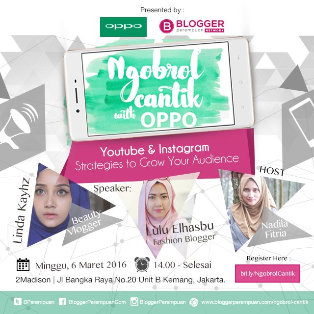 event, ngobcanoppo, blogger-perempuan