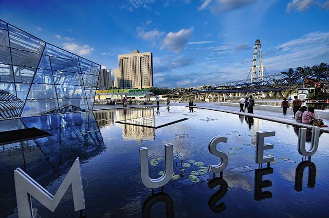 Art Science Museum Tempat Wisata di Singapura : tempatwisata.biz.id