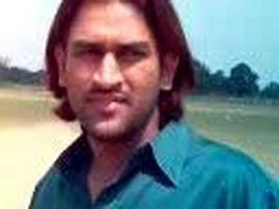 An early video of most successful Indian cricket captain Mahendra Singh Dhoni is a must watch.  It shows him bantering with his Ranchi friends, in a slightly shy but playful manner.  The video was probably taken just before he made it big – you can see him in the longish hairstyle he came with when he made his international cricket debut.
