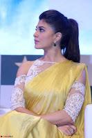Gorgeous Jacqueline Fernandez  in yellow saree 37.JPG