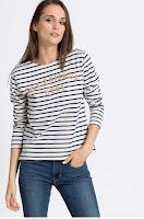 Levi's - Bluza din tricot ornamentat • Levi's