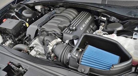 2017 Chrysler Aspen Engine