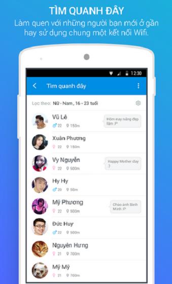 Tải Zalo cho điện thoại Android miễn phí 4