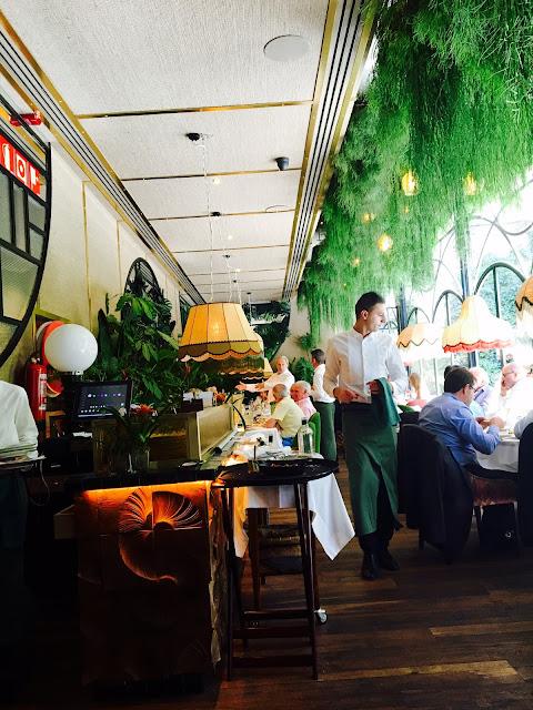 amazonico restaurant