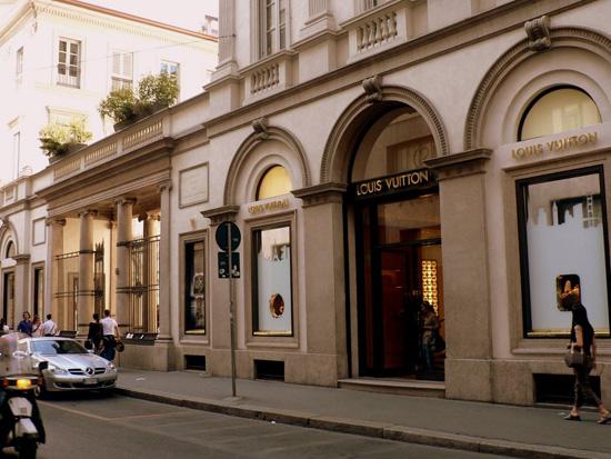 10 cosas en Milán Montenapoleone