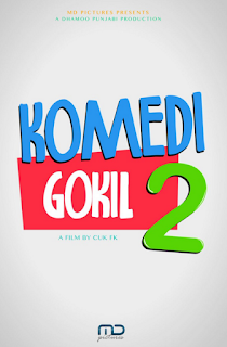 Download Film Komedi Gokil 2 Full Movie Indonesia Bluray (2016)