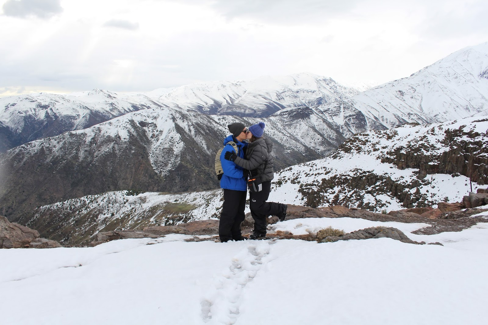 Ana do dia casal tumblr na neve chile embalse el yeso