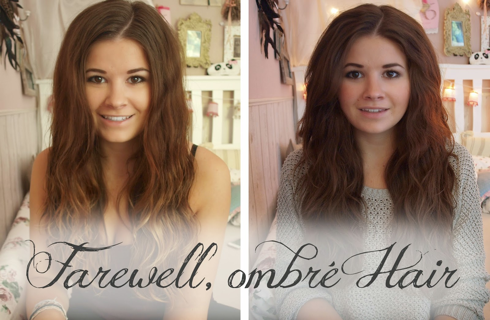 Deartally Farewell Ombré Hair