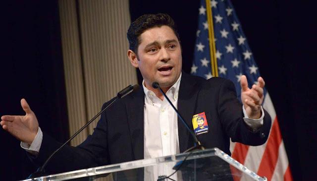 Carlos Vecchio sobre sentencia a Andrade: La corrupción condenada por Estados Unidos tiene origen en Miraflores.