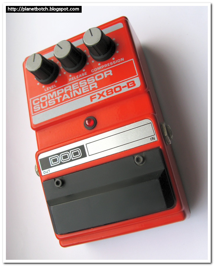 DOD FX80-B Compressor Sustainer
