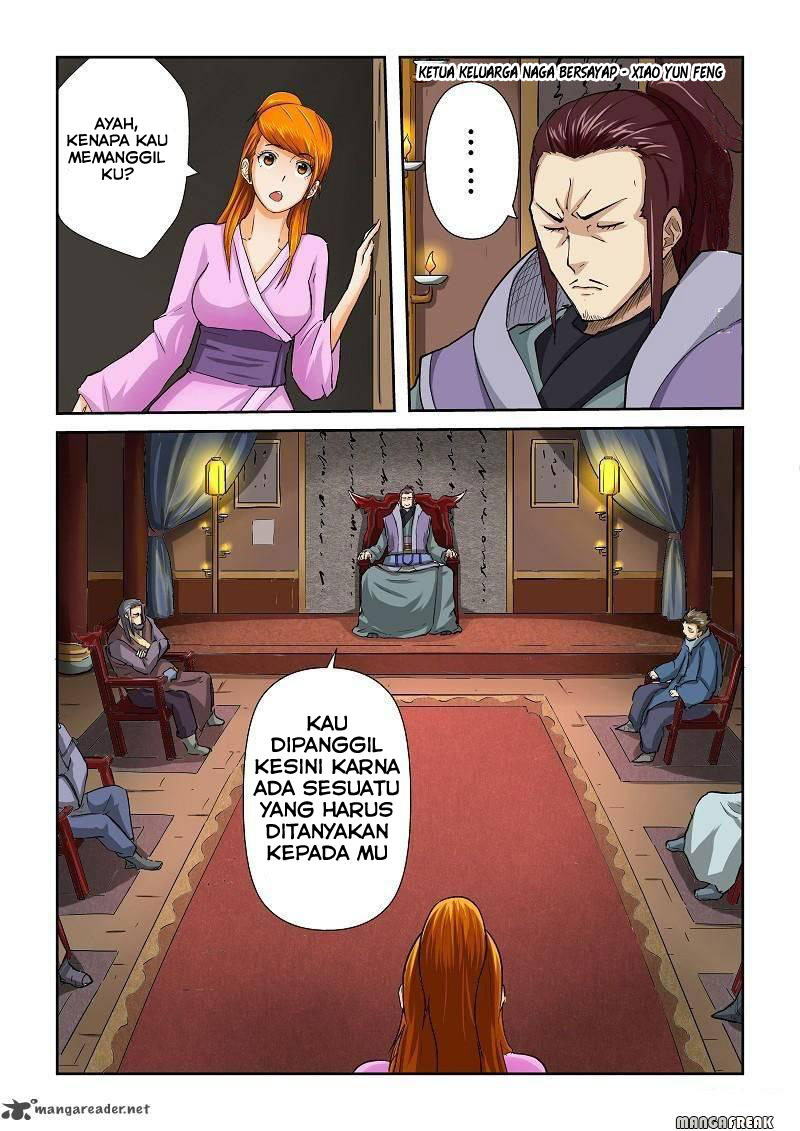 Tales of Demons and Gods Chapter 39