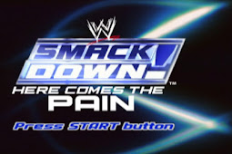 WWE SmackDown Here Comes The Pain PS2