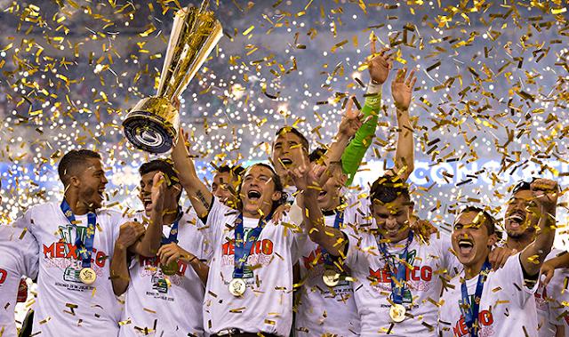 Guia da Copa das Confederações - México