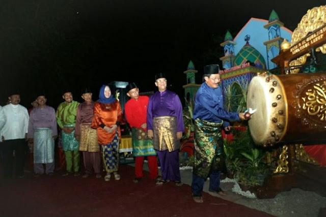 Nurdin: Buat Al-Qur'an Terus Menggema di Bumi Melayu