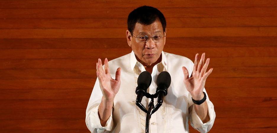 President Duterte set to break the tradition in his third SONA.