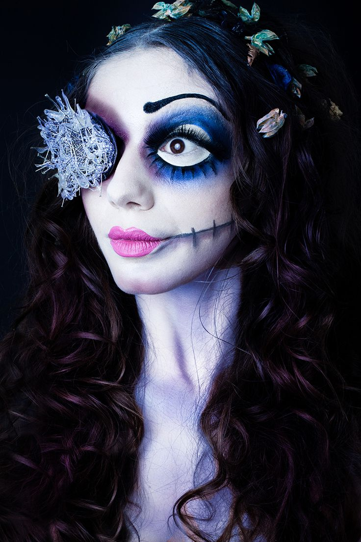 Happy Halloween Day: 27 Dark Halloween Makeup Ideas