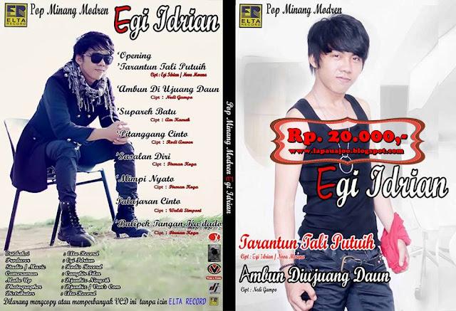 Egi Idrian - Ambun Di Ujuang Daun (Album Pop Minang Modern)