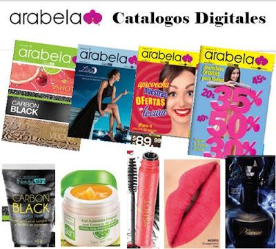 nuevos catalogos arabela 2017