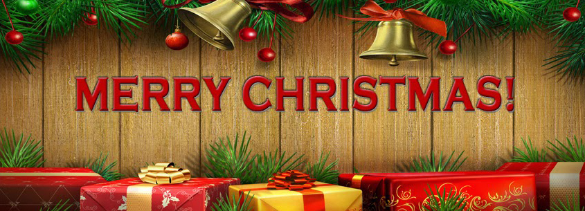 Merry Christmas Facebook Cover Photos Images Free Download