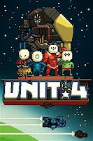 Unit 4 Game Logo