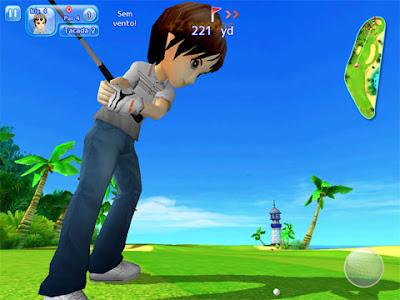 image003 Let's Golf! 3 chega com os cenários mais inusitados